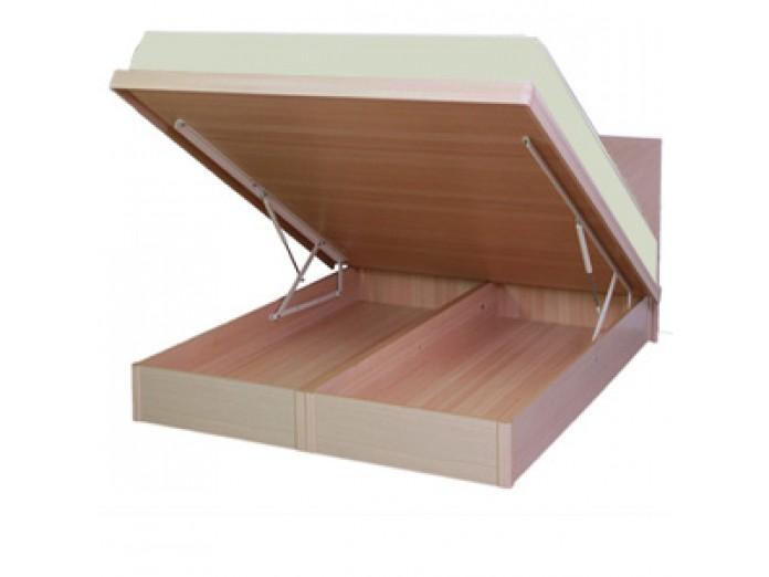 床 - 雙人油壓床-揭蓋式儲物