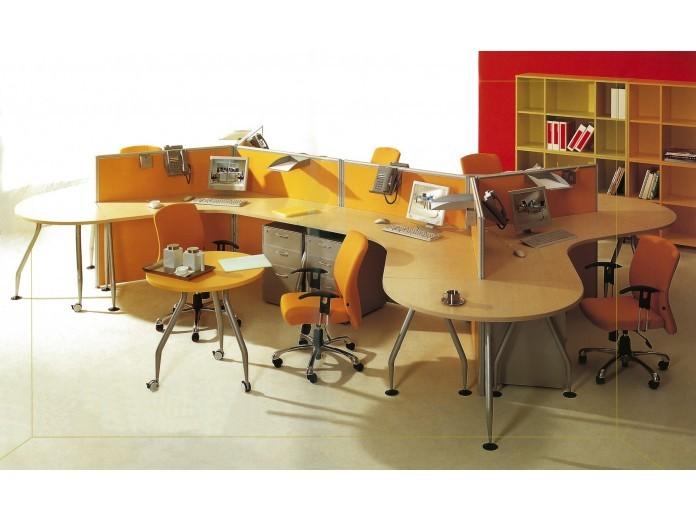 辦公室屏風 - T19003-XT-4