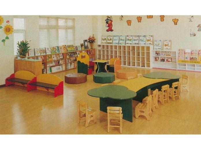 木櫃 - CC-031 幼儿園傢俬組合