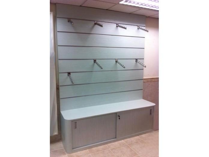 木櫃 - CC-034 坑板組合櫃
