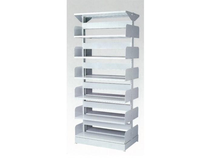 鋼櫃系列 - CO-1801A 雙面書架