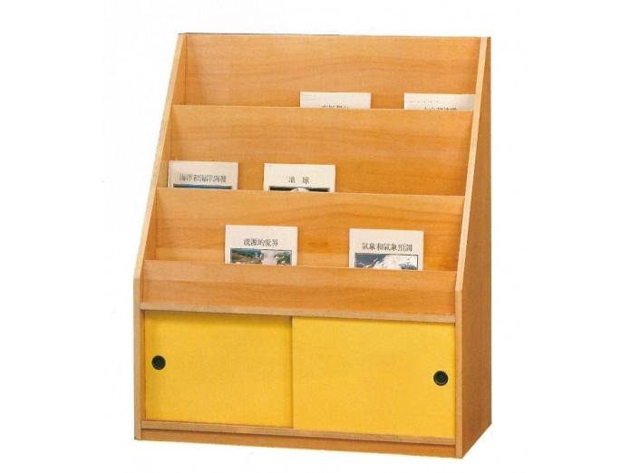 木櫃 - CO-K036 單面圖書櫃