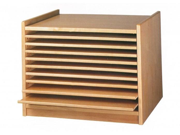 木櫃 - CO-K042 圖畫紙櫃