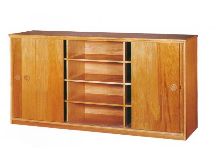木櫃 - CSL-K040-3 趟門櫃