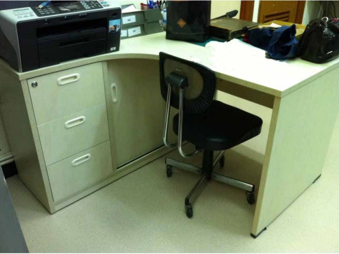 各式訂造設計傢俬 - OD-013 辦公檯